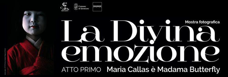 Die göttliche Emotion: Maria Callas ist Madama Butterfly