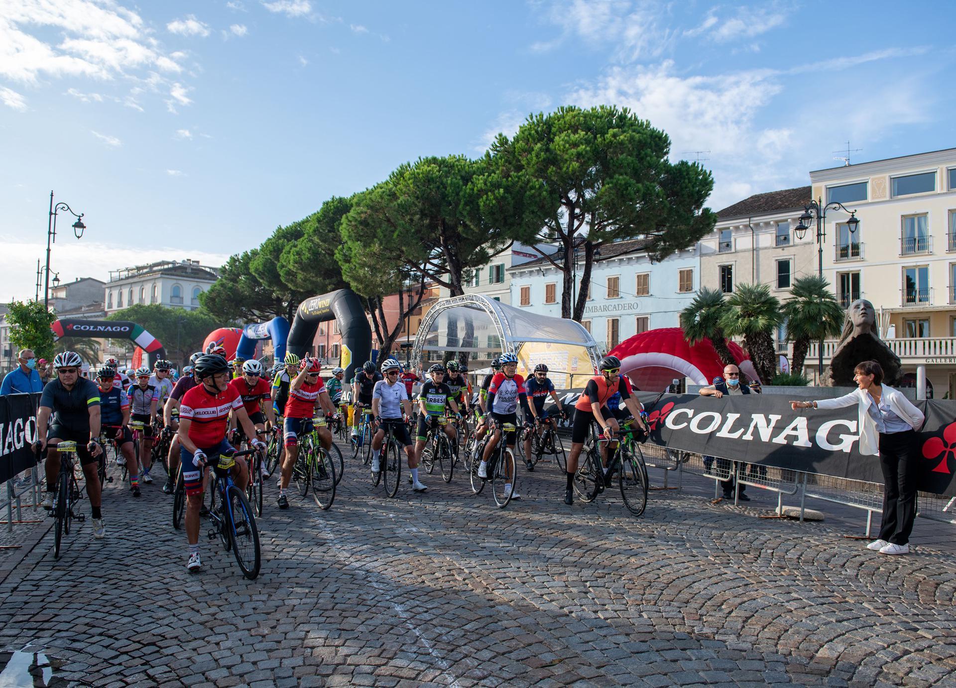 Das Colnago Cycling Festival 2021 wird eröffnet