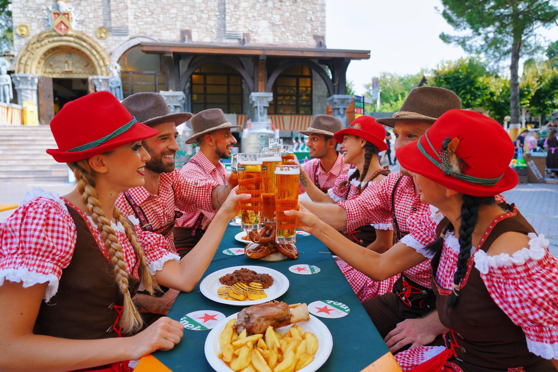 Vom 18. September bis zum 3. Oktober im Gardaland erwartet dich ein Teil Bayerns!