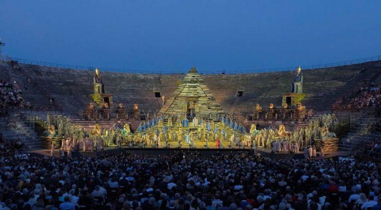 Verona, Festspiele 2022: der Spielplan steht