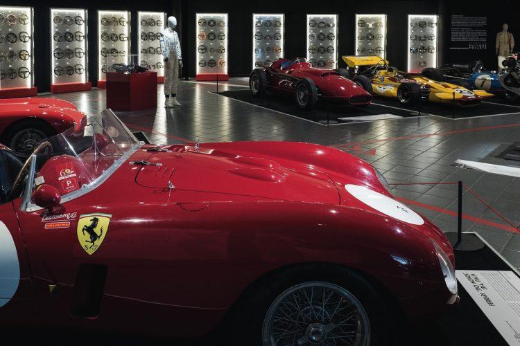 Nicolis Museum feiert Jubiläum zum 100-jährigen Bestehen des Großen Preises von Italien