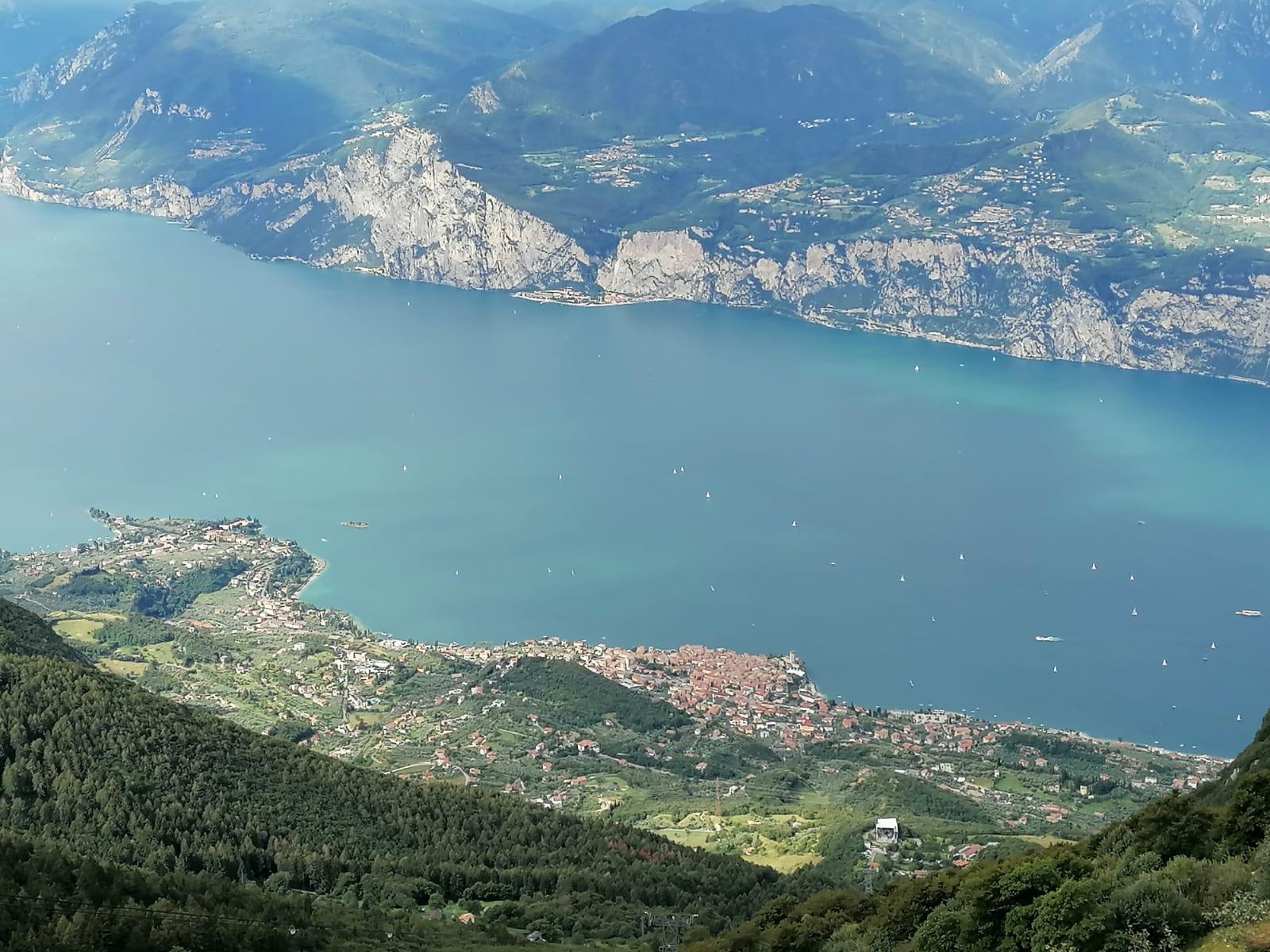 Panoramic Trail: Am Sonntag laufen alle auf dem Monte Baldo