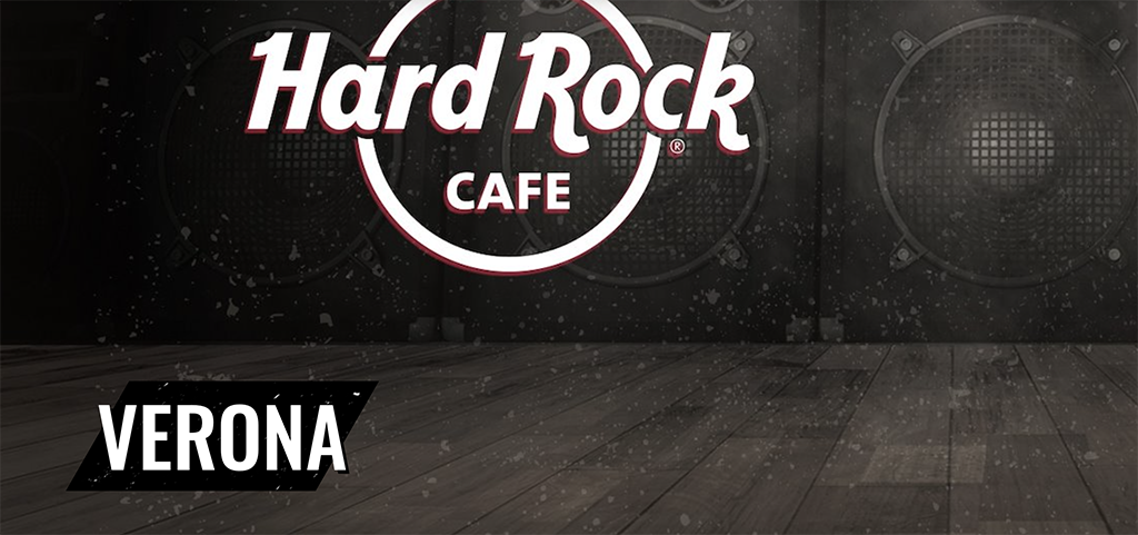 Hard Rock Cafè landet in Verona, in der Nähe der Arena