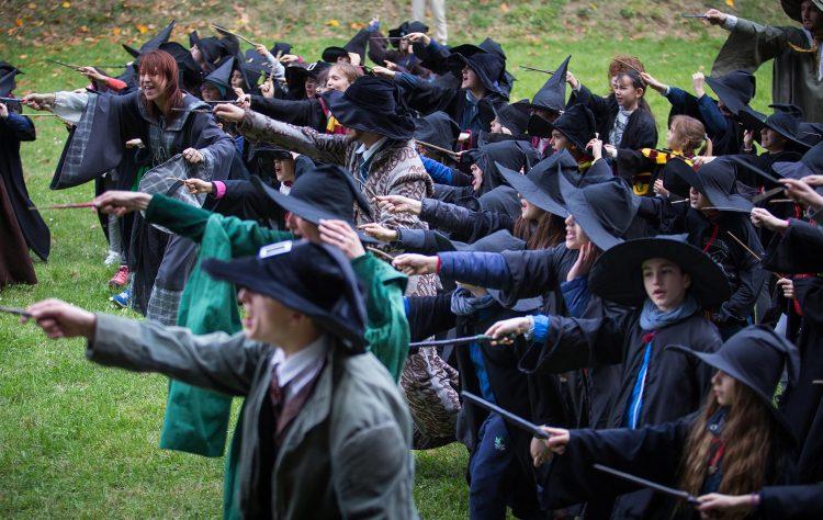 Die Harry-Potter-Saga wird am 17. Oktober in der Rocca di Lonato Wirklichkeit